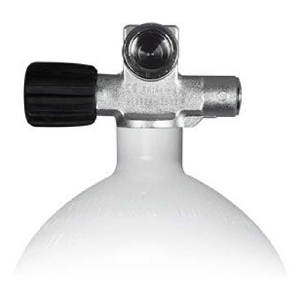 Bts Stahltauchflaschen 12l 230 Bar Lange Links Erweiterbares Ventil Sauerstoffflaschen Stahltauchflaschen 12l 230 Bar Lange Links Erweiterbares Ventil