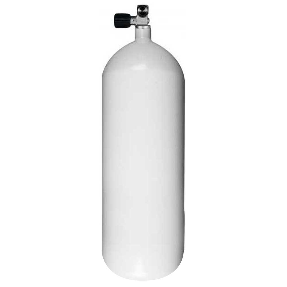 Bts Stahltauchflasche 1l 200 Bar Sauerstoffflaschen Stahltauchflasche 1l 200 Bar