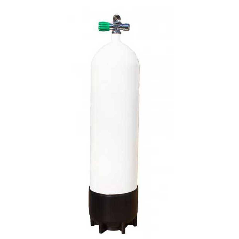 Bts Stahltauchflaschen 20l 230 Bar Eu Nitrox Links Erweiterbares Ventil Sauerstoffflaschen Stahltauchflaschen 20l 230 Bar Eu Nitrox Links Erweiterbares Ventil