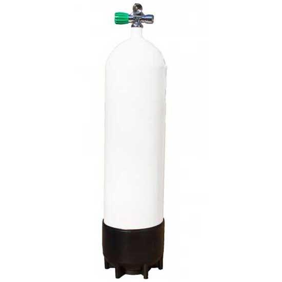 Bts Stahltauchflaschen 2l 230 Bar Eu Nitrox Links Erweiterbares Ventil Sauerstoffflaschen Stahltauchflaschen 2l 230 Bar Eu Nitrox Links Erweiterbares Ventil