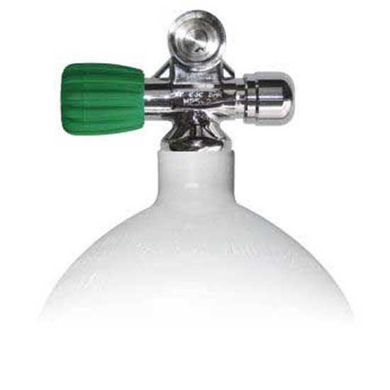 Sauerstoffflaschen Stahltauchflaschen 2l 230 Bar Eu Nitrox Links Erweiterbares Ventil