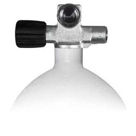Bts Stahltauchflaschen 2l 230 Bar Links Erweiterbares Ventil Sauerstoffflaschen Stahltauchflaschen 2l 230 Bar Links Erweiterbares Ventil