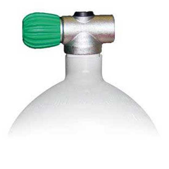 Bts Stahltauchflasche 3l 230 Bar 100 mm Black Sauerstoffflaschen Stahltauchflasche 3l 230 Bar 100 Mm