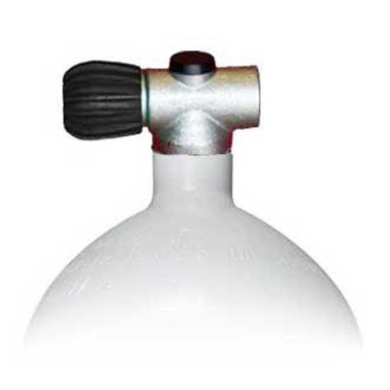 Bts Stahltauchflaschen 3l 230 Bar 100 mm Recycling-ventil Black Sauerstoffflaschen Stahltauchflaschen 3l 230 Bar 100 Mm Recycling-ventil