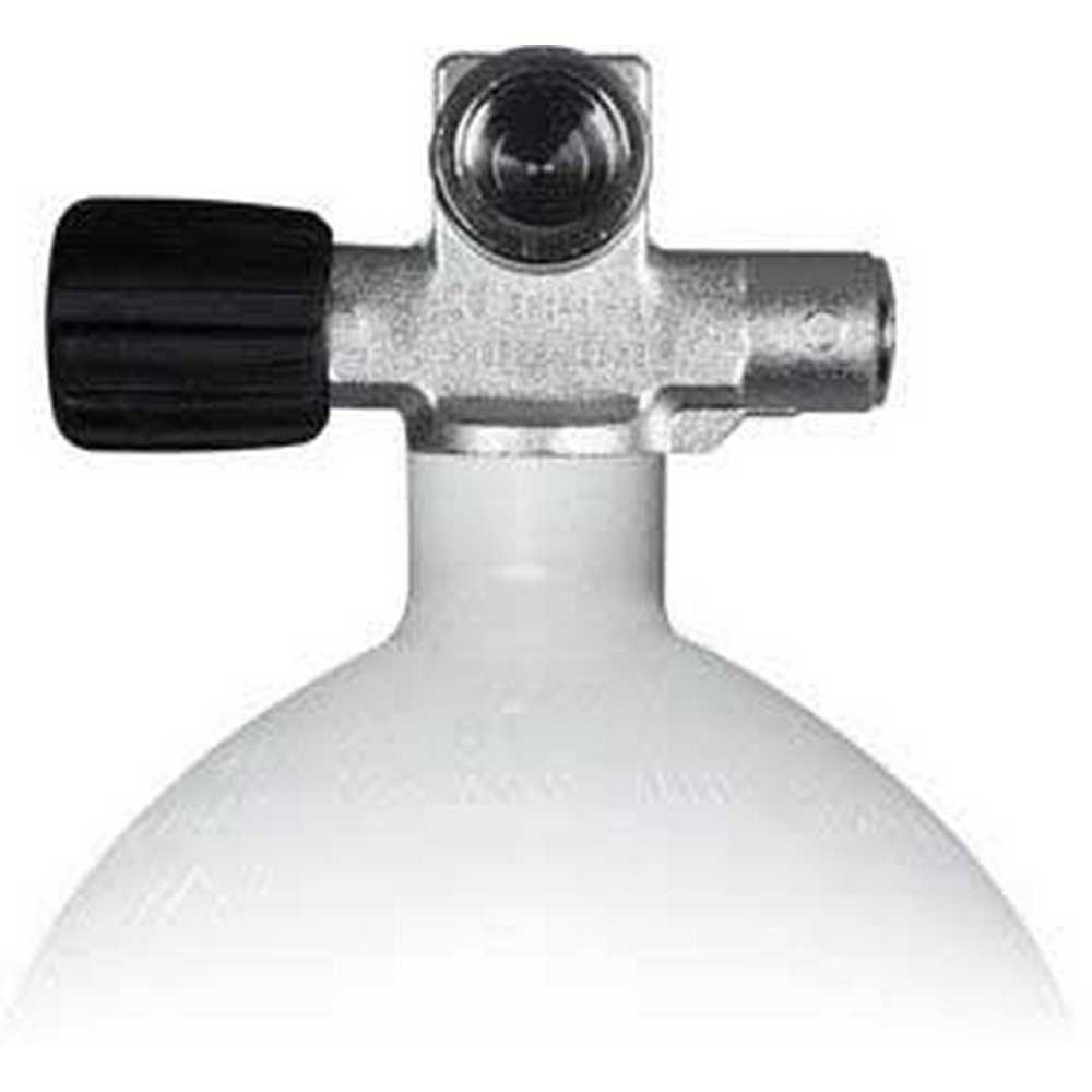 Bts Stahltauchflaschen 7l 230 Bar Links Erweiterbares Ventil Sauerstoffflaschen Stahltauchflaschen 7l 230 Bar Links Erweiterbares Ventil