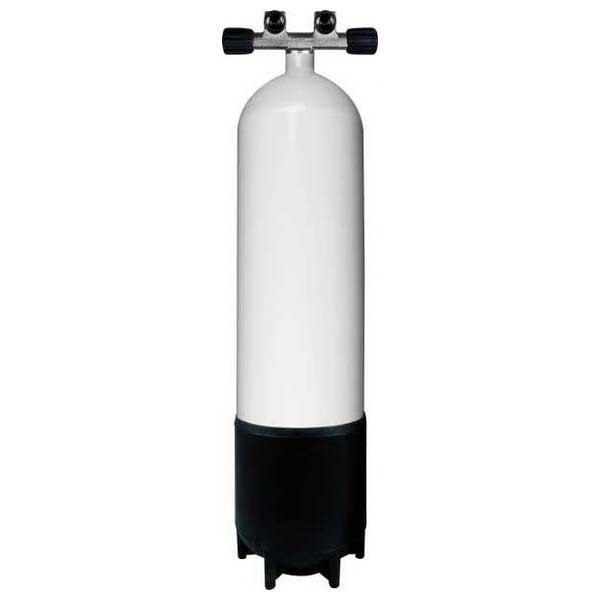 Bts Stahltauchflaschen 8l 230 Bar Doppelventile Mit 2 Festen Ausgänge Sauerstoffflaschen Stahltauchflaschen 8l 230 Bar Doppelventile Mit 2 Festen Ausgänge