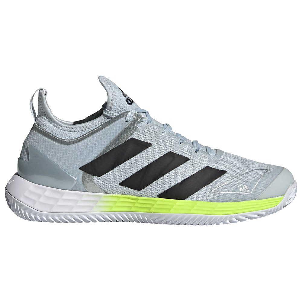 Adidas Chaussures Terre Battue Adizero Ubersonic 4 EU 40 Ftwr White / Core Black / Halo Blue