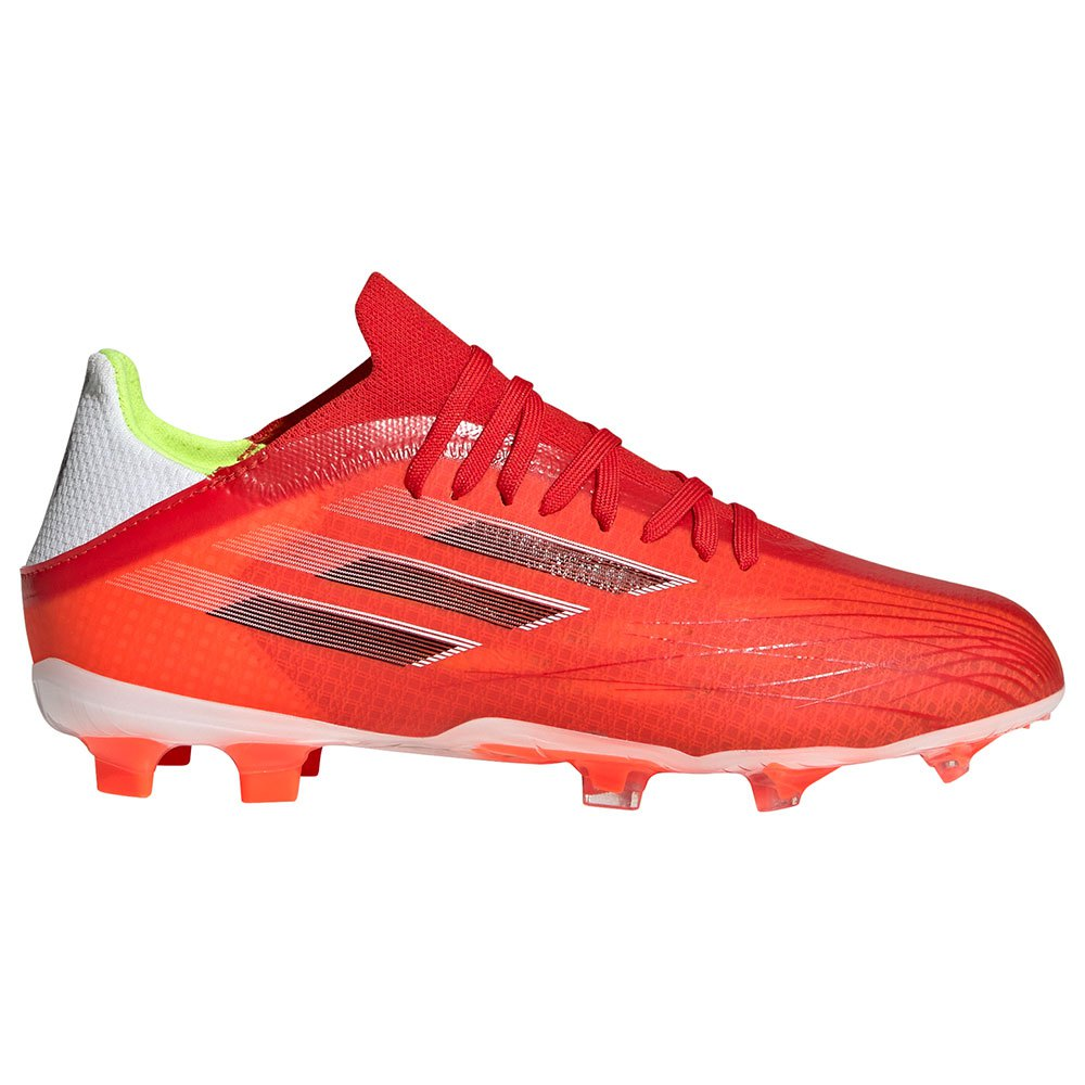 Adidas Chaussures Football X Speedflow.1 Fg EU 38 2/3 Red / Core Black / Solar Red