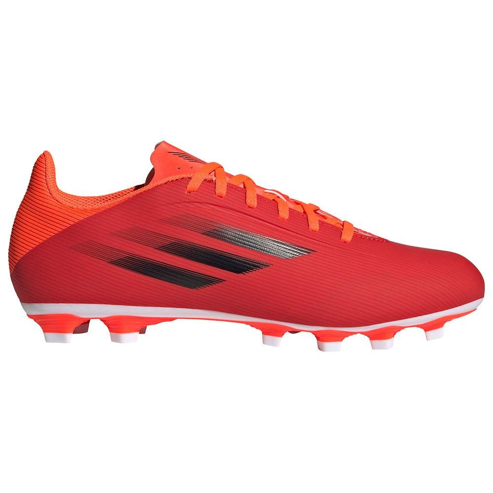 Adidas Chaussures Football X Speedflow.4 Fxg EU 46 2/3 Red / Core Black / Solar Red