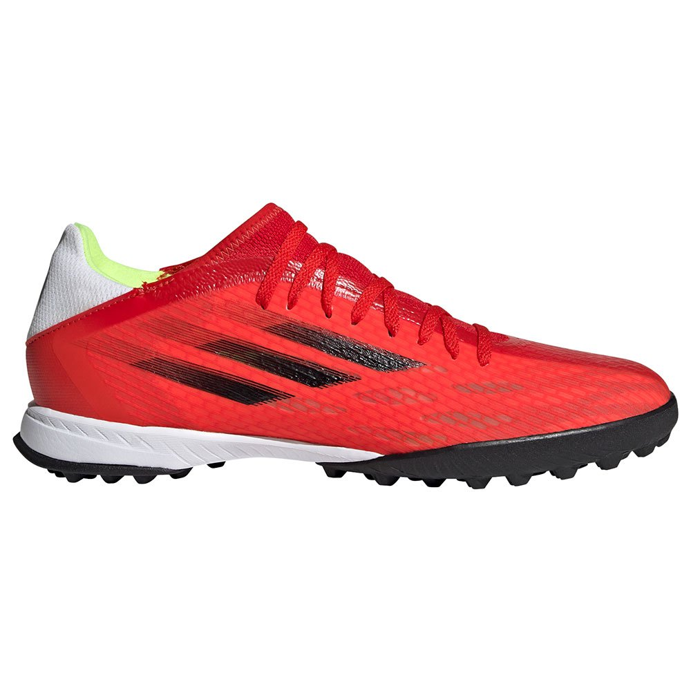 Adidas Chaussures Football X Speedflow.3 Tf EU 45 1/3 Red / Core Black / Solar Red