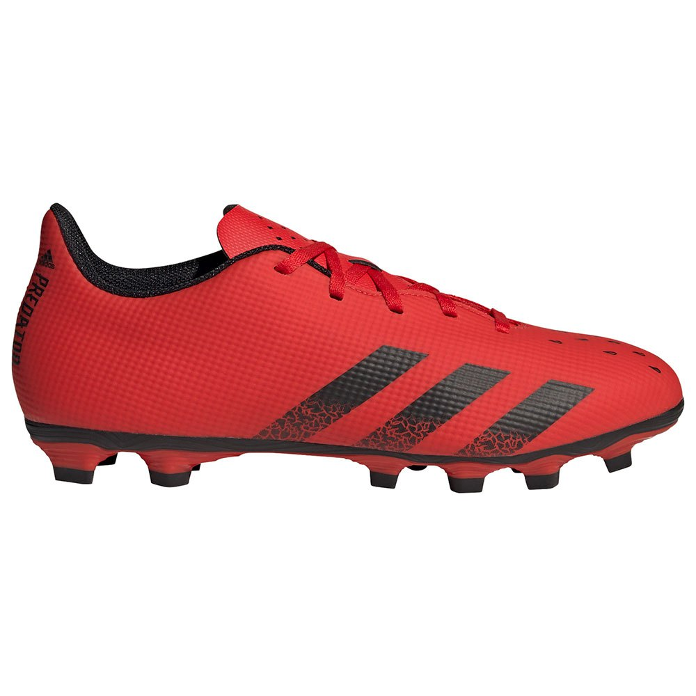 Adidas Chaussures Football Predator Freak.4 Fxg EU 44 Red / Core Black / Red