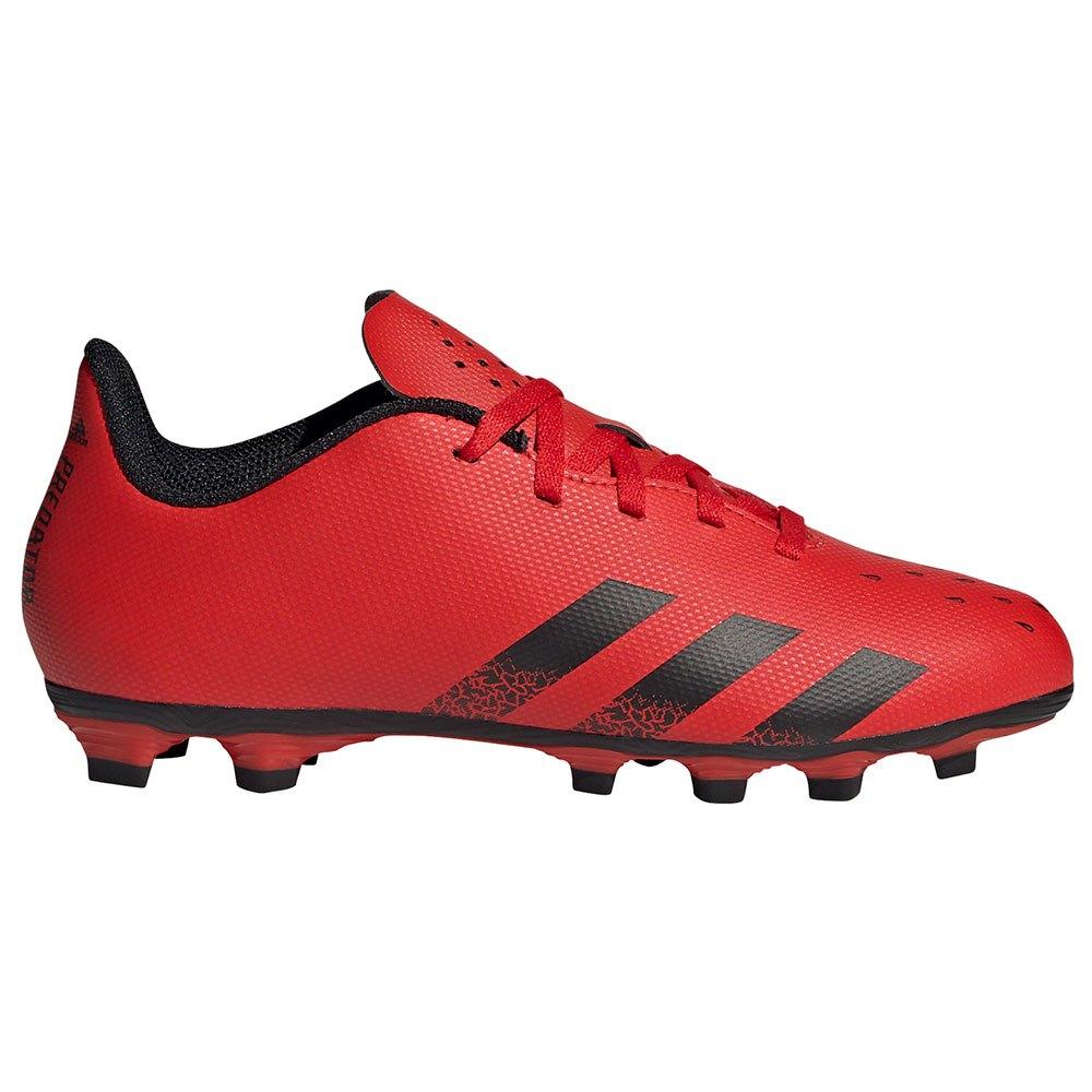 Adidas Chaussures Football Predator Freak.4 Fxg EU 38 2/3 Red / Core Black / Red 1