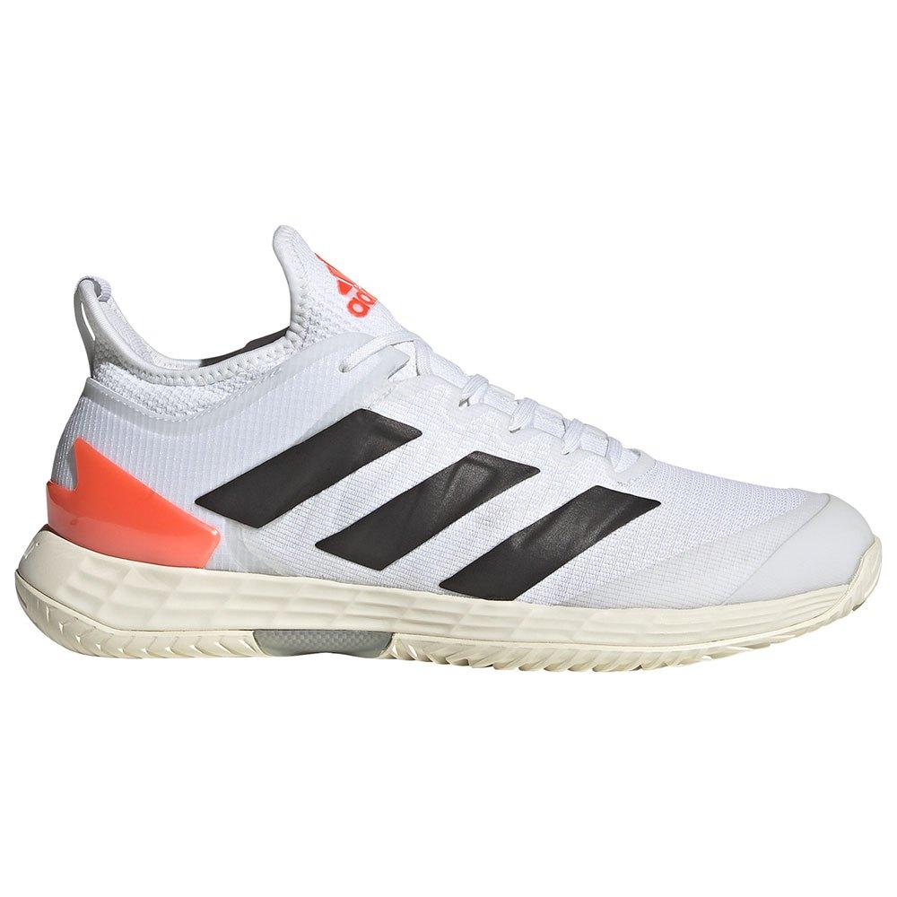 Adidas Chaussures Adizero Ubersonic 4 EU 41 1/3 Ftwr White / Core Black / Solar Red