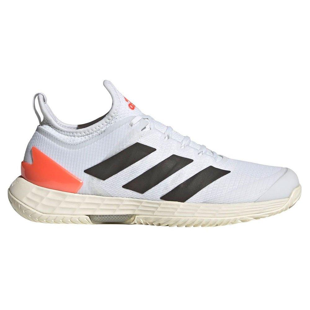 Adidas Chaussures Adizero Ubersonic 4 EU 40 Ftwr White / Core Black / Solar Red 1