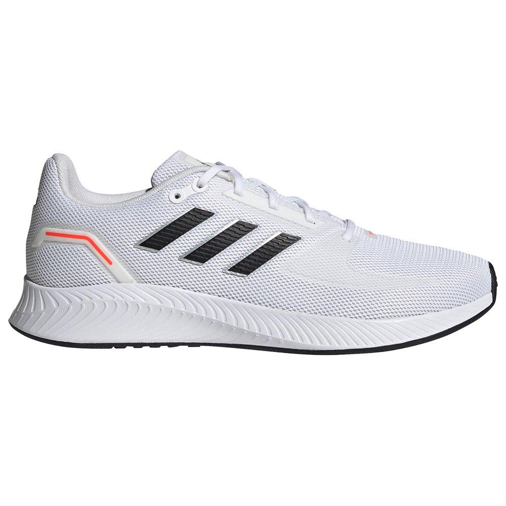 Adidas Zapatillas Running Runfalcon 2.0 Ftwr White / Core Black / Solar Red
