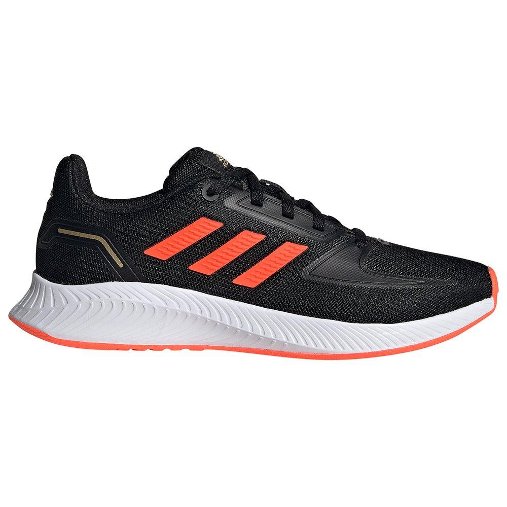 Adidas Zapatillas Runfalcon 2.0 Niño Core Black / Solar Red / Ftwr White