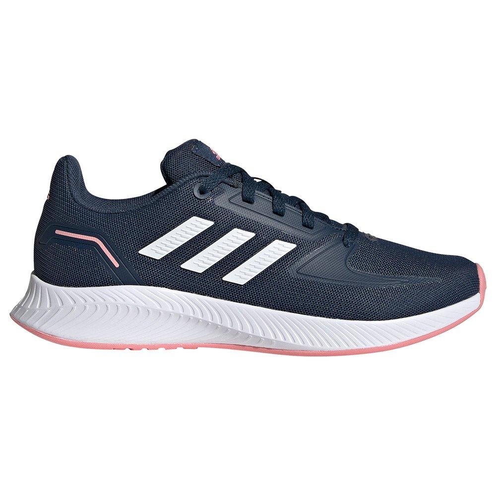Adidas Zapatillas Runfalcon 2.0 Niño Crew Navy / Ftwr White / Super Pop