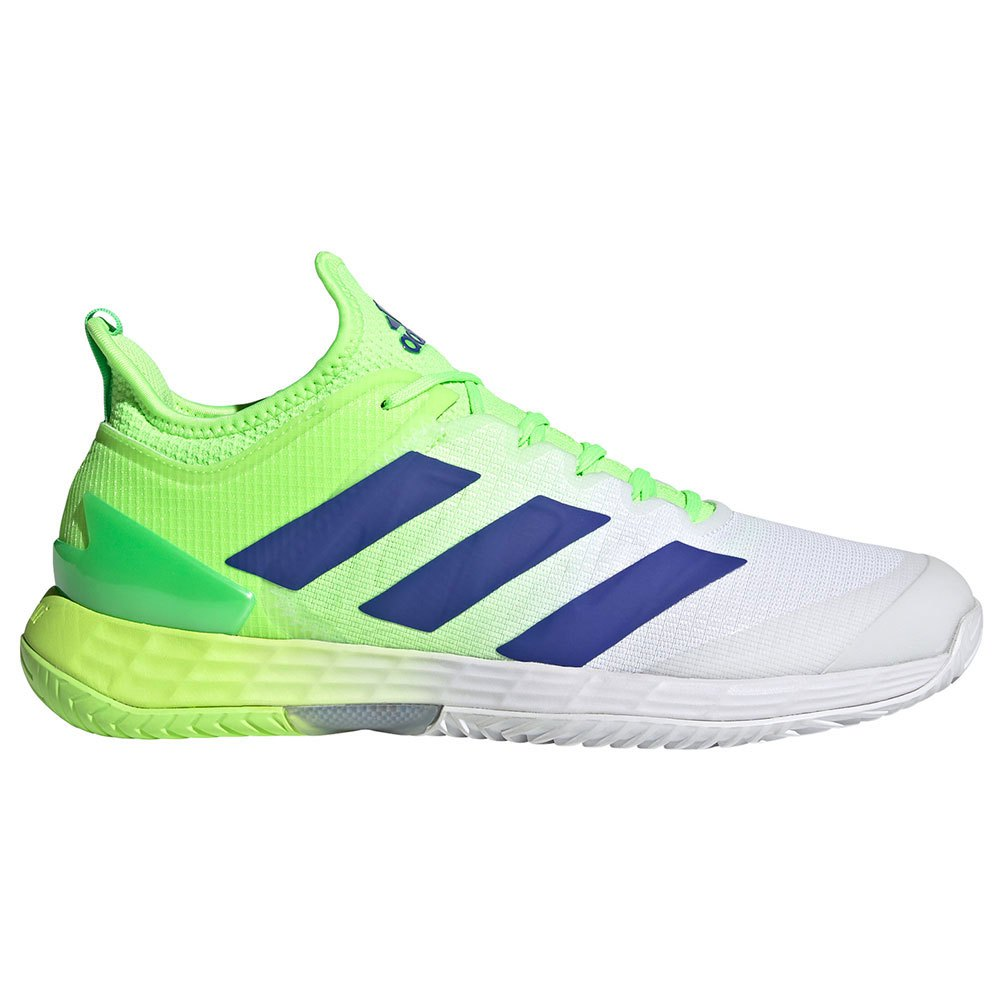 Adidas Chaussures Adizero Ubersonic 4 EU 41 1/3 Signal Green / Sonic Ink / Ftwr White