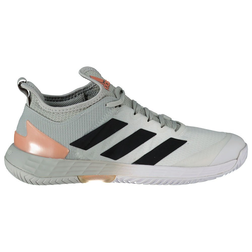 Adidas Chaussures Adizero Ubersonic 4 EU 38 2/3 Grey Two / Core Black / Ftwr White