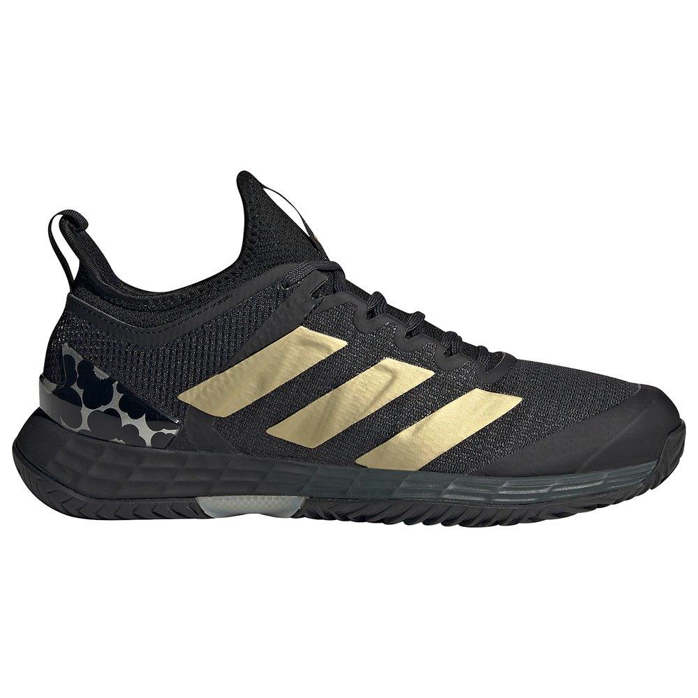 Adidas Sneakers Adizero Ubersonic 4 EU 41 1/3 Carbon / Gold Metalic / Core Black