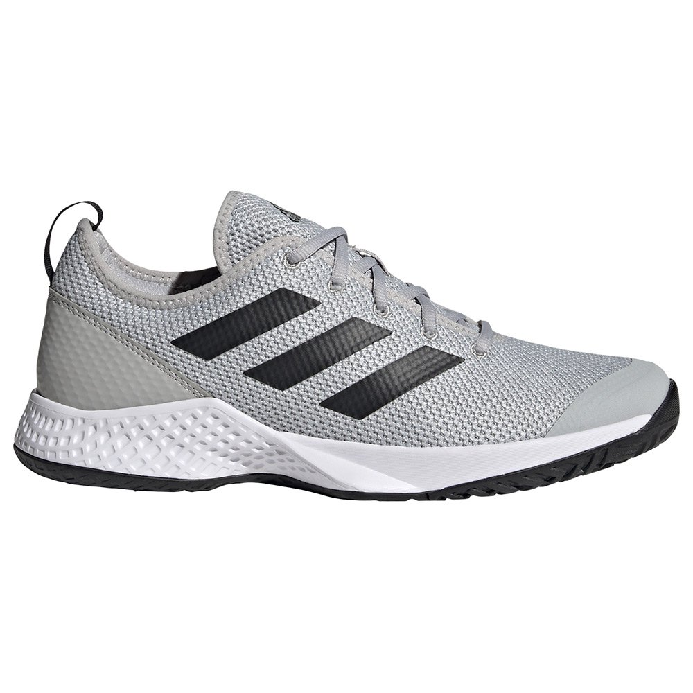 Adidas Chaussures Court Control EU 40 2/3 Grey Two / Core Black / Ftwr White