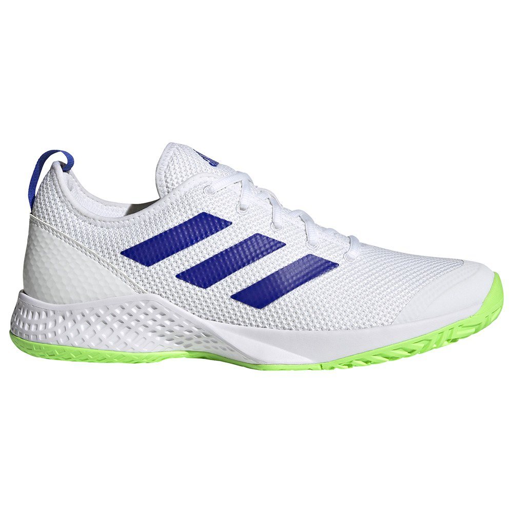 Adidas Chaussures Court Control EU 44 2/3 Ftwr White / Core Black / Signal Green