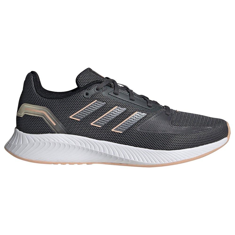 Adidas Zapatillas Running Runfalcon 2.0 2 /3 Grey Six / Iron Metalic / Solar Red