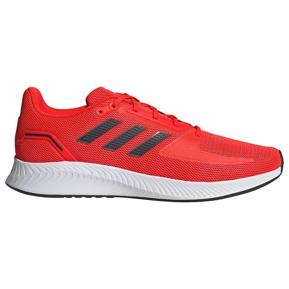 Adidas Zapatillas Running Runfalcon 2.0 Solar Red / Carbon / Grey