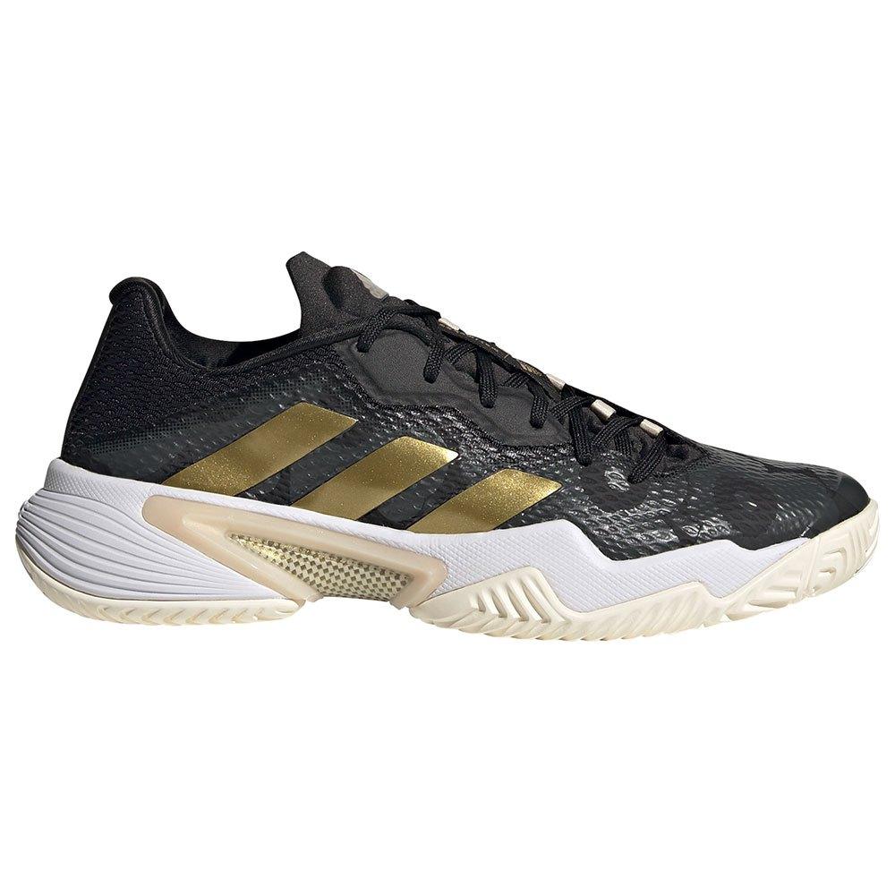 Adidas Sneakers Barricade EU 38 Core Black / Gold Metalic / Carbon