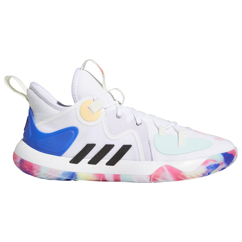 Adidas Chaussures Sport Harden Stepback 2 EU 45 1/3 Ftwr White / Core Black / Sonic Ink
