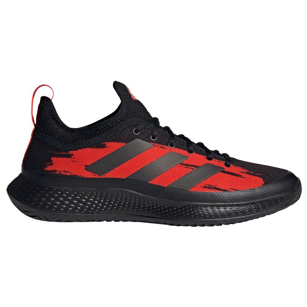 Adidas Chaussures Defiant Generation EU 42 Core Black / Core Black / Solar Red