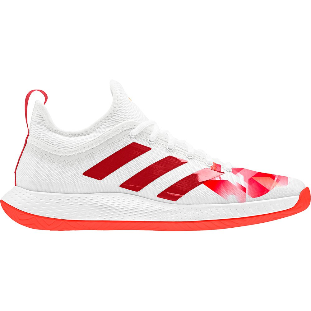 Adidas Chaussures Defiant Generation EU 42 Ftwr White / Red / Red