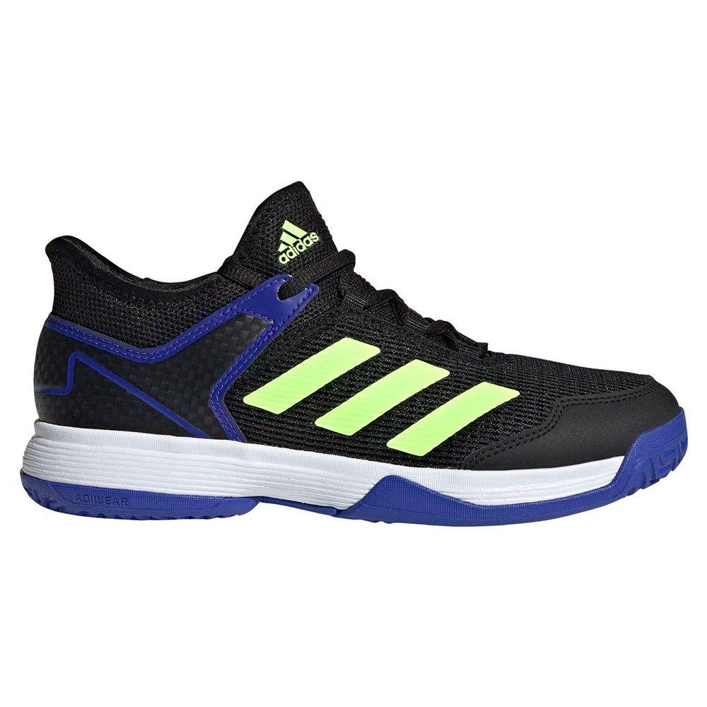 Adidas Baskets Ubersonic 4 Enfant EU 32 Core Black / Signal Green / Sonic Ink