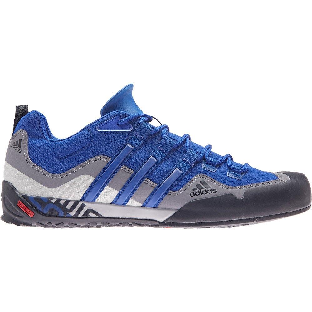 Adidas Chaussures Terrex Swift Solo EU 48 Bold Blue / Bold Blue / Grey Three
