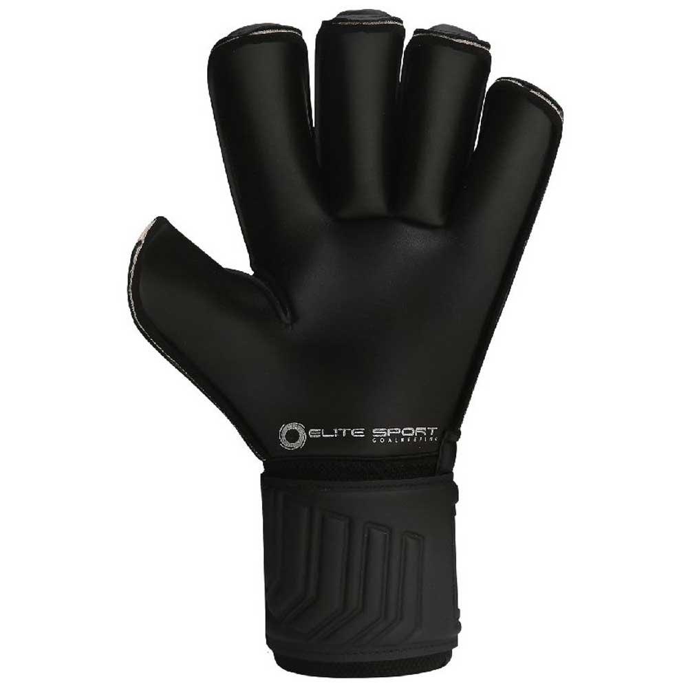 Elite Sport Gants Gardien Real 7 Black
