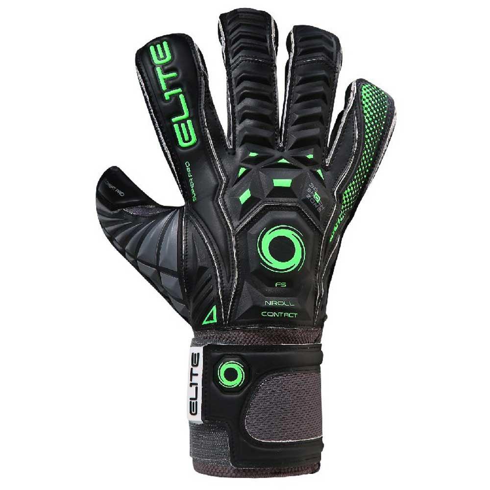 Elite Sport Gants Gardien Combat Pro 7 Black / Green