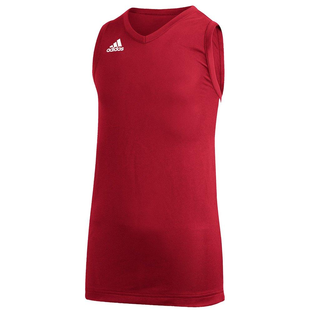 Adidas Débardeur Nxt Prm 140 cm Team Power Red / White