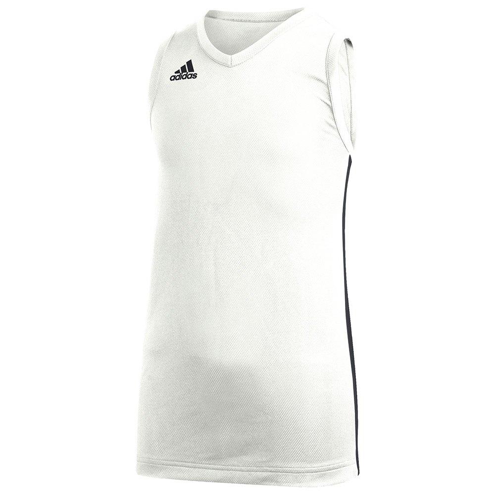 Adidas Débardeur Nxt Prm 116 cm White / Black
