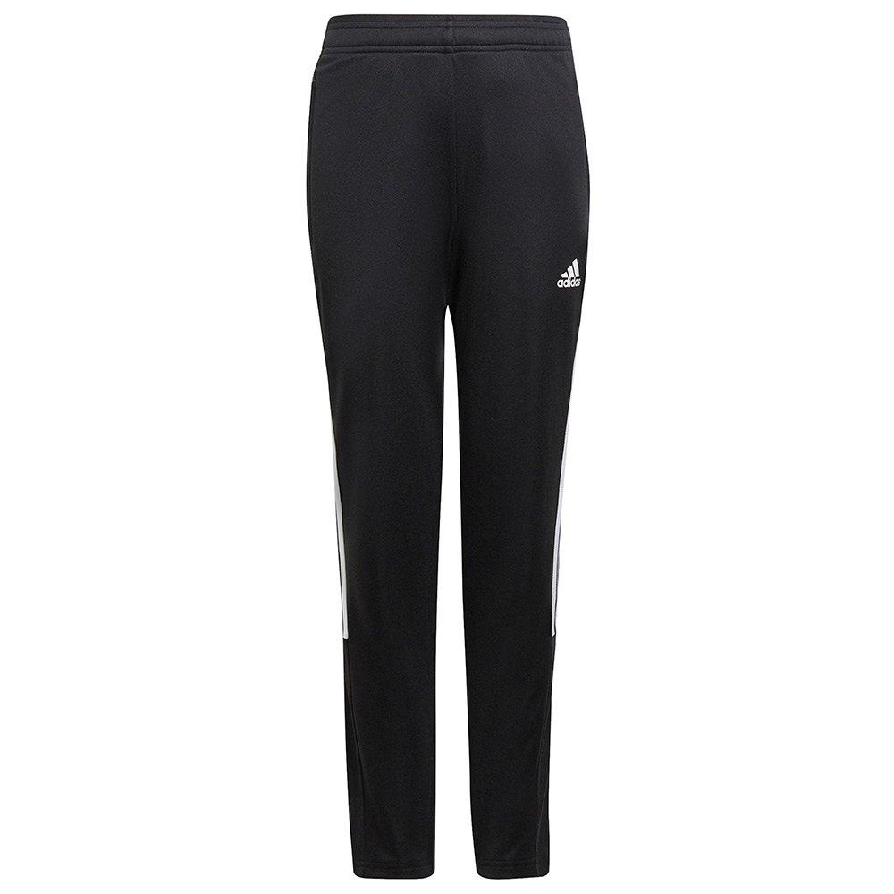 Adidas Pantalons Tiro 140 cm Black / White