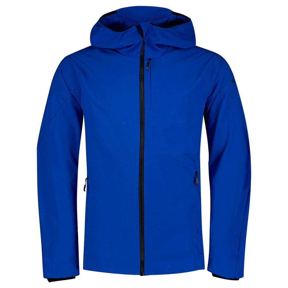 Adidas Sweat À Capuche Hi-loft Sosh L Bold Blue