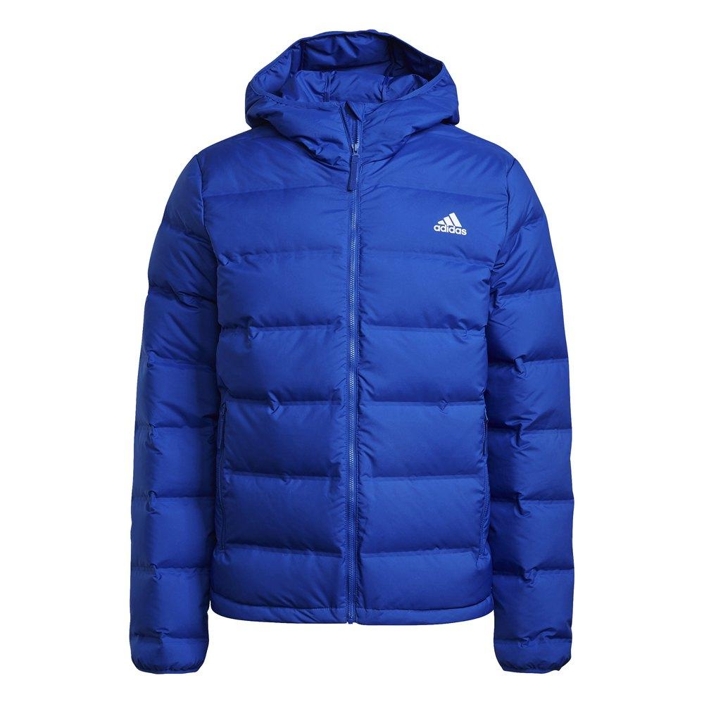 Adidas Veste Helionic Down XL Bold Blue