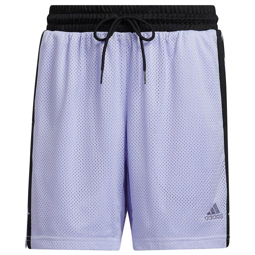 Adidas Les Shorts Aero L Violet Tone / Black