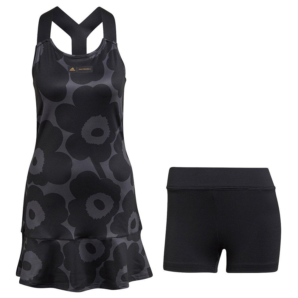 Adidas Robe Mko Essentials S Carbon / Black / Gold Metalic