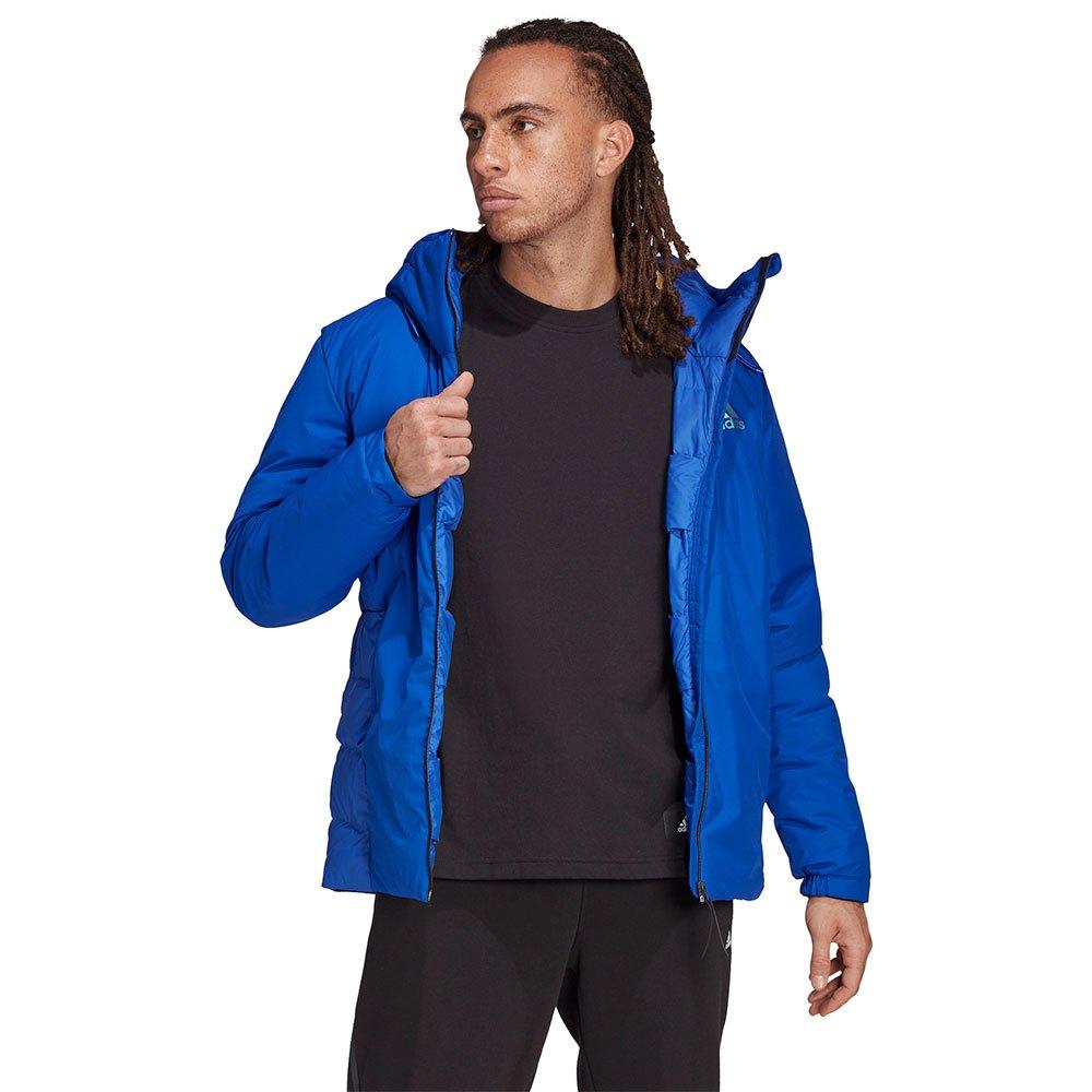 Adidas Veste Traveer Down S Bold Blue