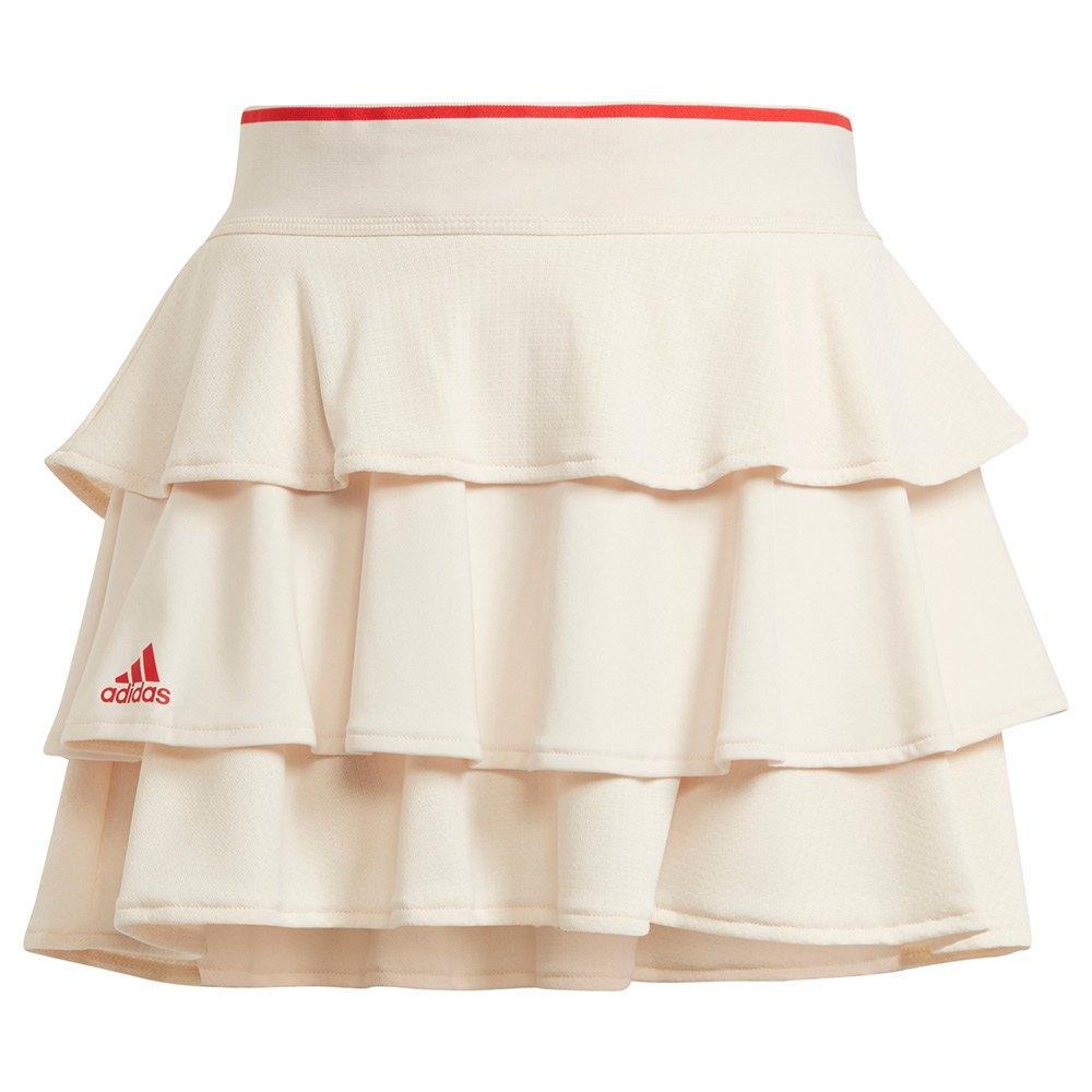 Adidas Jupe Pop Up 128 cm Wonder White / Vivid Red