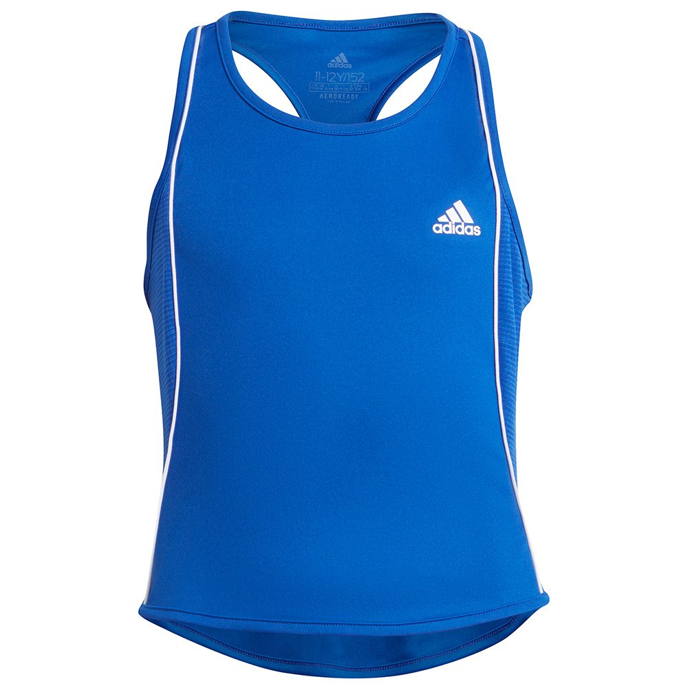 Adidas Débardeur Pop Up 152 cm Bold Blue / White