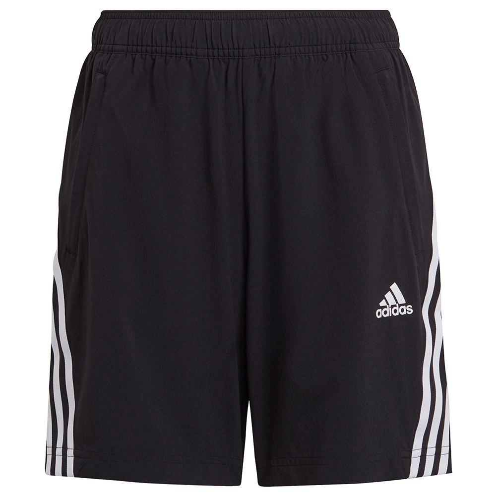 Adidas Les Shorts Ar Woven 3 Striker 116 cm Black / White