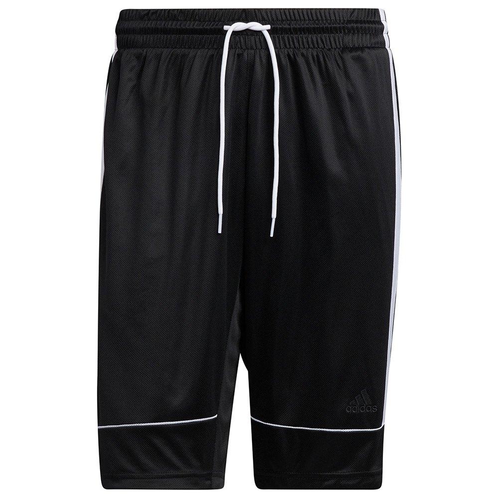 Adidas Les Shorts All World XS Black / White
