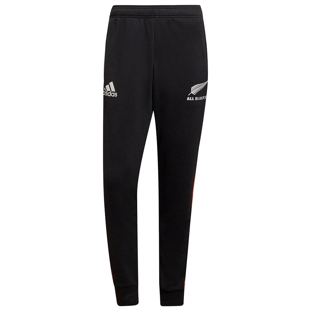 Adidas Pantalons All Blacks 21/22 3 Stripes M Black / Carbon