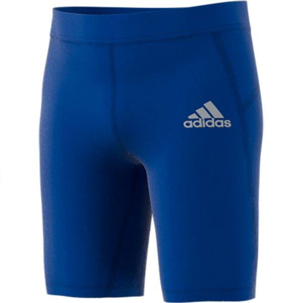 Adidas Maille Courte Tech-fit XL Team Royal Blue